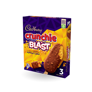 Cadbury Crunchie Blast Stick